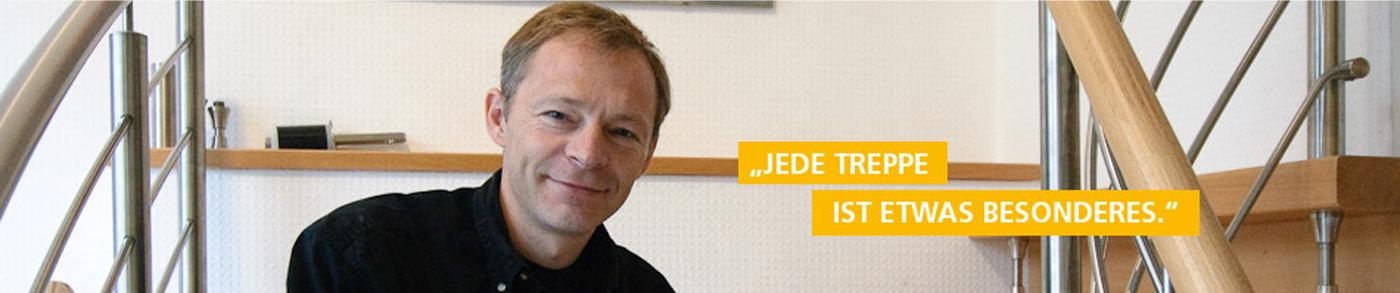 Wolfgang Becker, Treppen Becker